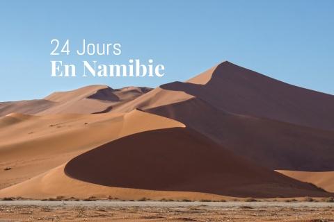 Une dune dans le Namib-Naukluft National Park